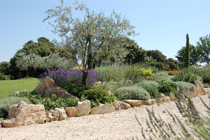 Awesome Amenager Son Jardin Rocaille Gallery - Matkin.info ...